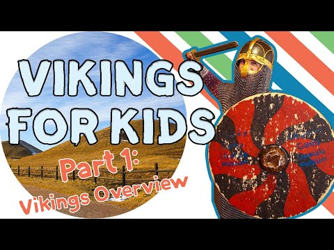 Viking History For Kids - Primary School History