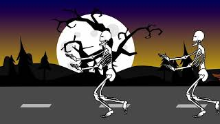 WITCH and SKELETONS - Bazylland Relations