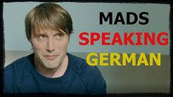 Mads Mikkelsen speaking german