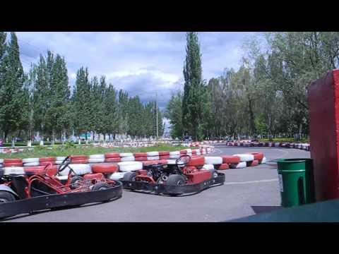 Картинг в парке Гагарина