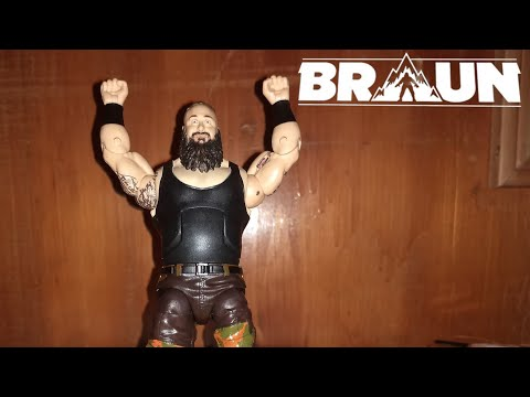 "WWE elite series 68 ""Braun Strowman"" review!"