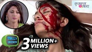 Bulbul DIES Saving Abhi & Pragya's Life   Kumkum Bhagya