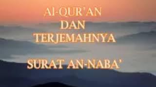 78 Surat An Naba dan Terjemah Bahasa Indonesia