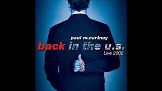 Paul McCartney - Back in the U.S.S.R. - Back in the U.S. (Live 2002)
