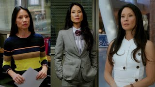 Lucy Liu Nails EVERY Look As Dr. Watson On Elementary