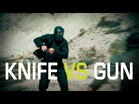 Knife vs Handgun - A Reality Check