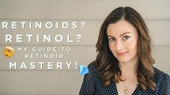 Retinoids? Retinol? A Derm's Guide to Retinoid Mastery! | Dr Sam Bunting
