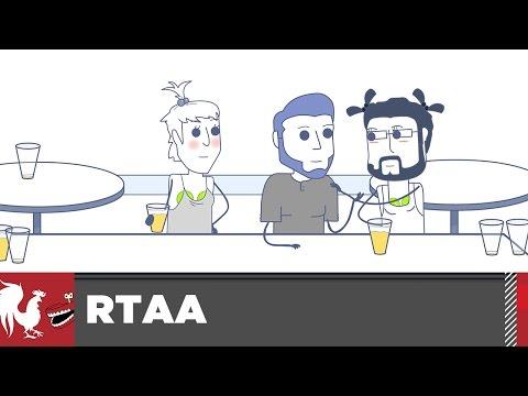Rooster Teeth Animated Adventures - Blaine Stories