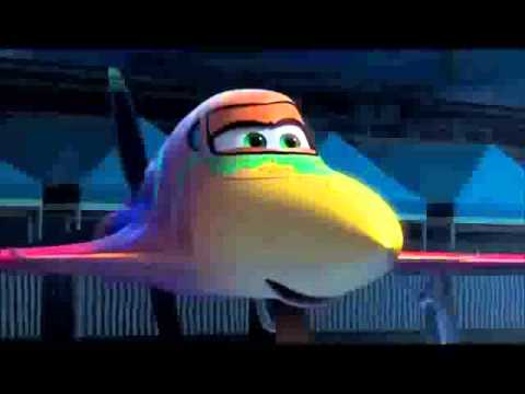 Planes 2013 Clip - Dissapearance of Dusty