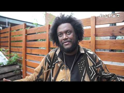 Kamasi Washington - 3 - The attention span of the people (for Kaput - Magazin für Insolvenz & Pop)