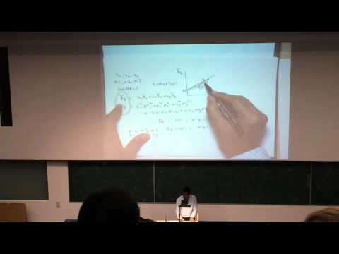 Intro to portfolio management and exchange traded derivative (21-10-2015) Part I