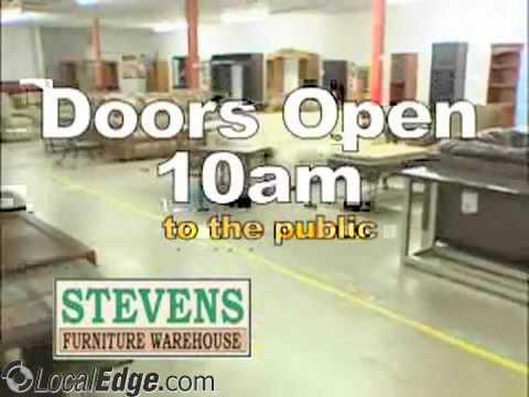 Stevens Furniture Warehouse, Melbourne FL