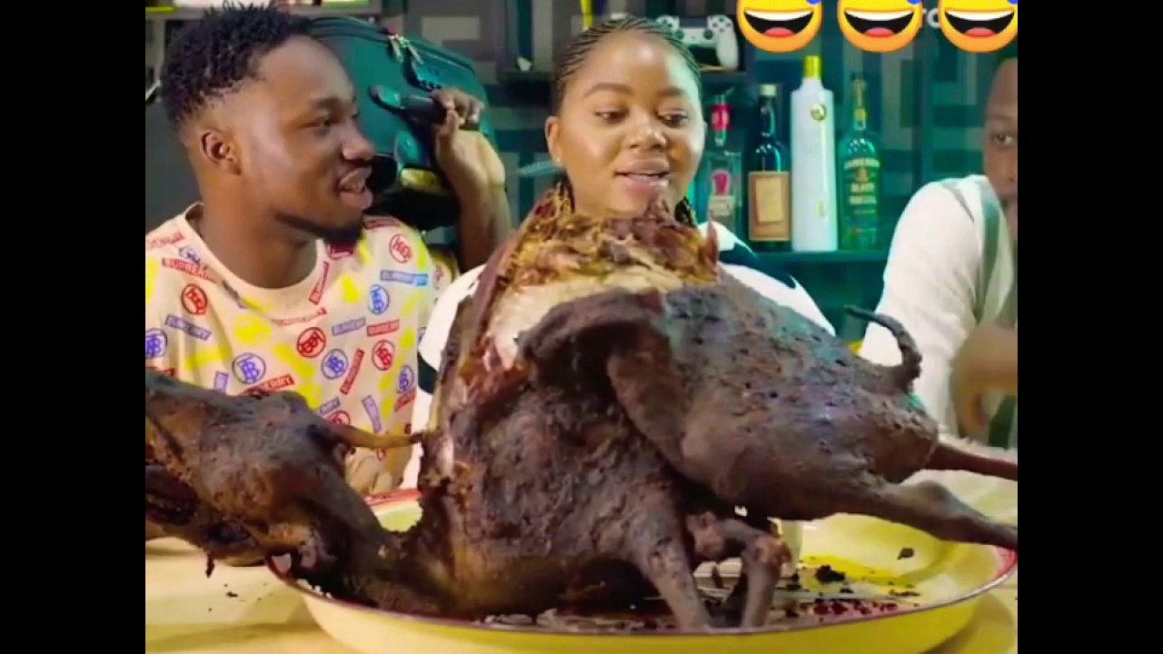 Download Nigerians vs Food    Funny  Comedy