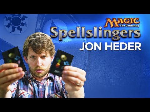 """Jon Heder takes on Sean """"Day[9]"""" Plott in Magic: the Gathering in the latest episode of Spellslingers. Regardless of who wins, in the words of Sean Plott: May ..."""