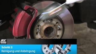 SCC Montageanleitung - Spurverbreiterung System 5