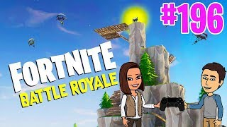 ON SE FAIT ATTAQUER ! - FORTNITE BATTLE ROYALE - LIVE STREAM #196