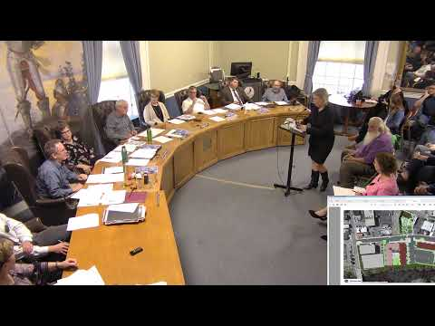 City of Plattsburgh, NY Meeting - - 5-23-19