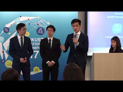 CICC2017 Third Runner Up- The Hong Kong University of Science and Technology