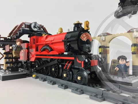 LEGO Harry Potter Hogwarts Express speechless review 75955