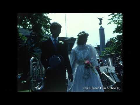 The 'Real Royal Wedding' Skipton 1983