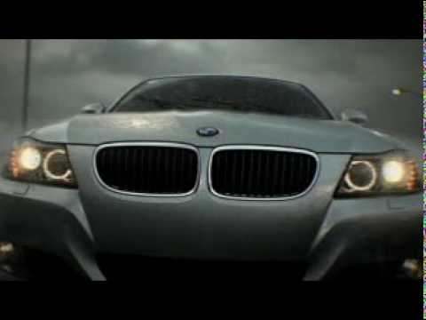 """BMW Commercial - """"X Drive"""""""
