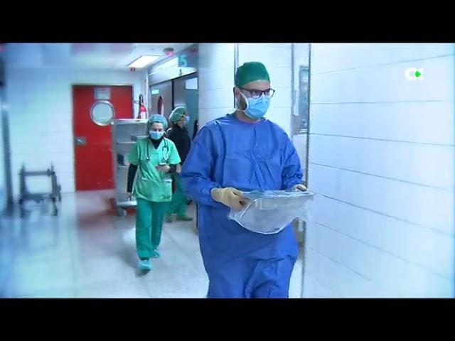Los trasplantes renales, uno de los logros del HUC en sus 50 años | Telenoticias 1 - YouTube