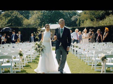 Ainhoa & Mark -  A Wedding at Wadhurst Castle