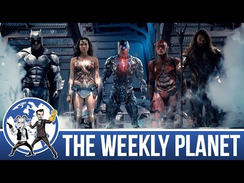 Most Anticipated Movies Of 2017 - The Weekly Planet Podcast