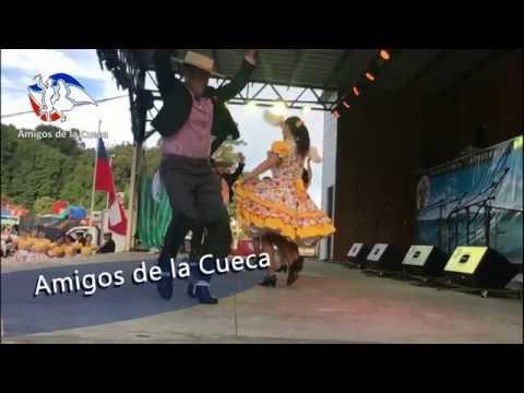 AMIGOS DE LA CUECA