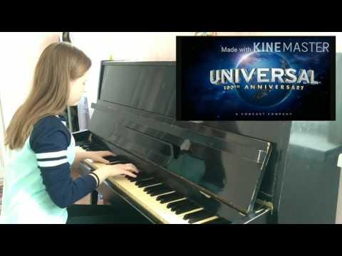 Популярные мелодии! На фортепиано/ Катя Cherniavski