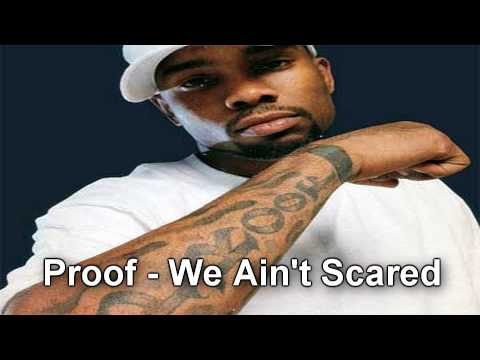 Proof ft. Eminem - We Aint Scared