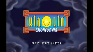 Xiaolin Showdown - (Xbox) - All 12 Showdowns