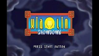Xiaolin Showdown - (Xbox) - All 12 Showdowns