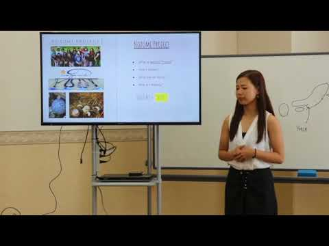 "Social Enterprise, ""CHANGE in Action!"" Osaka YMCA International College"