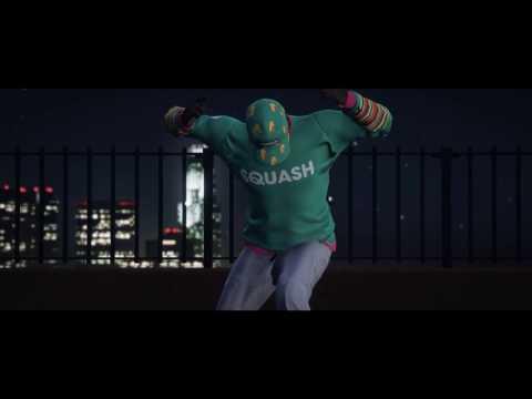 Caleon Fox - In The Hills (GTA 5 MUSIC VIDEO)