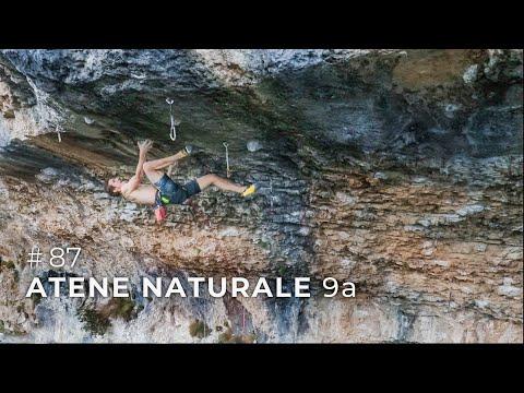 Adam Ondra - Atene Naturale (9a)