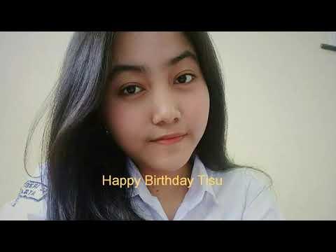 Happy Birthday, Tisa.