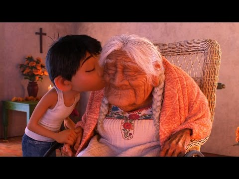 Happy Mother's Day from Disney•Pixar's Coco!