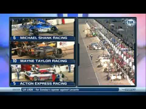 2013 SFP Grand Prix Rolex Series Race Broadcast