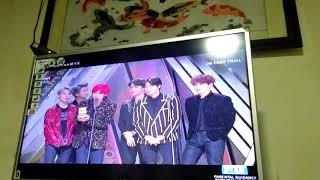 BTS wins Best Music Video Award at MAMA in Hongkong.