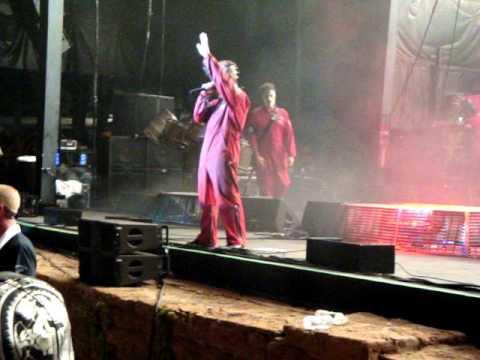 Slipknot - Duality - Mayhem Festival 2012 - Oklahoma City, OK