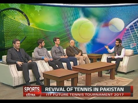 Tennis Sports Extra Special on ITF Future Tennis Tournament in Islamabad