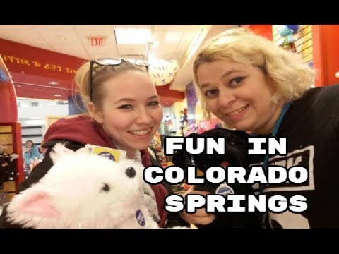 Colorado Springs Adventures