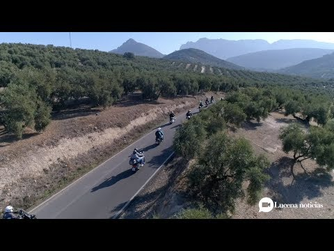 VÍDEO: Ruta Subbética en Vespa 2019: Por tierra y aire
