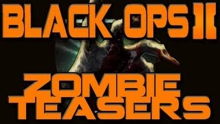 Black Ops 2 Zombies: NEW Pics + Acheivement/Ranking Emblems! [COD BO2 HD]