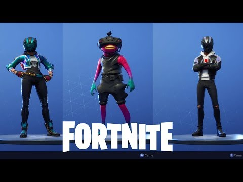 THE NEW STYLES FOR SHADEMAVERICK AND FISHSTICK