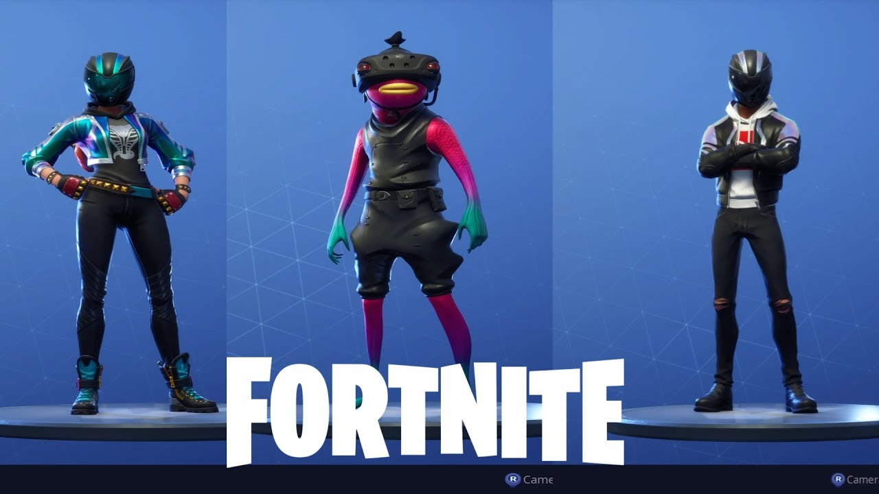 Download THE NEW STYLES FOR SHADE/MAVERICK AND FISHSTICK!!!