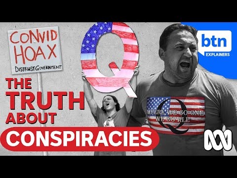 The Truth About Conspiracy Theories: Qanon, Coronavirus, 5G & the Deep State   Explained