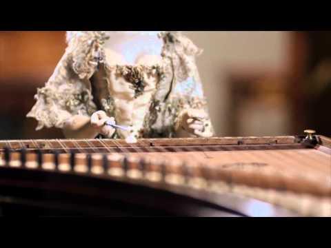 David Roentgen'in Kraliçe Marie Antoinette'in Robotu