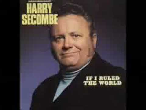 Клип Harry Secombe - If I Ruled The World